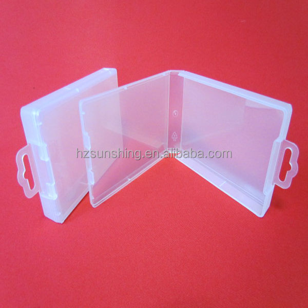 factory direct wholesale plastic storage case for screws with freely sample