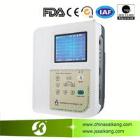 Fully Stocked Diagnostic Ecg Machine