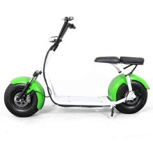 Pleasedin Interesting 2018 newest citycoco 2 wheeled off road city bicycle scooter