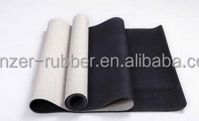 3mm Commercial Anti Slip Natural Rubber Floor Mat In Roll