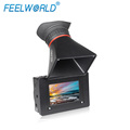 Small HDMI input display BMCC cage monitor SDI electronic viewfinder 3.5 inch EVF for cinema and broadcasting
