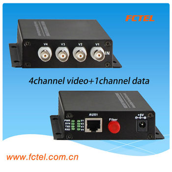 4 channel bnc for pal video analog