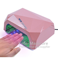Professional 36w nail ccfl led nail lamp hotselling 2016 nail led lamp