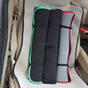 Waterproof neoprene seat covers for jeeps and trucks