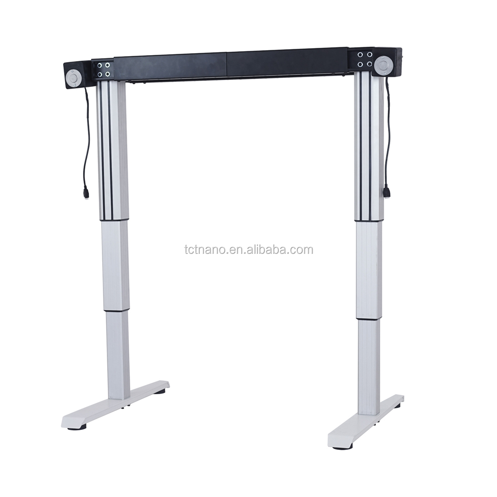 TCT workstation DWS-3X (Dynamic Work Station Extended) 100% made in Taiwan electric height adjustable desk leg
