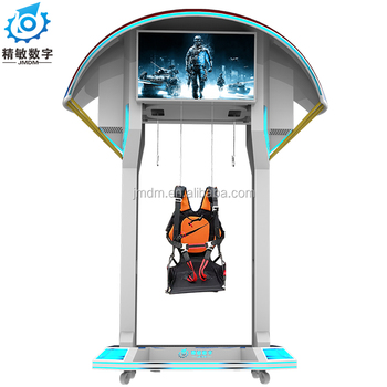 9d vr cinema simulator arcade game machine vr skydiving simulator indoor skydiving simulator for sale
