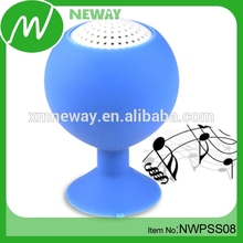 High Quality OEM Preety Design Silicone Speaker for iPhone