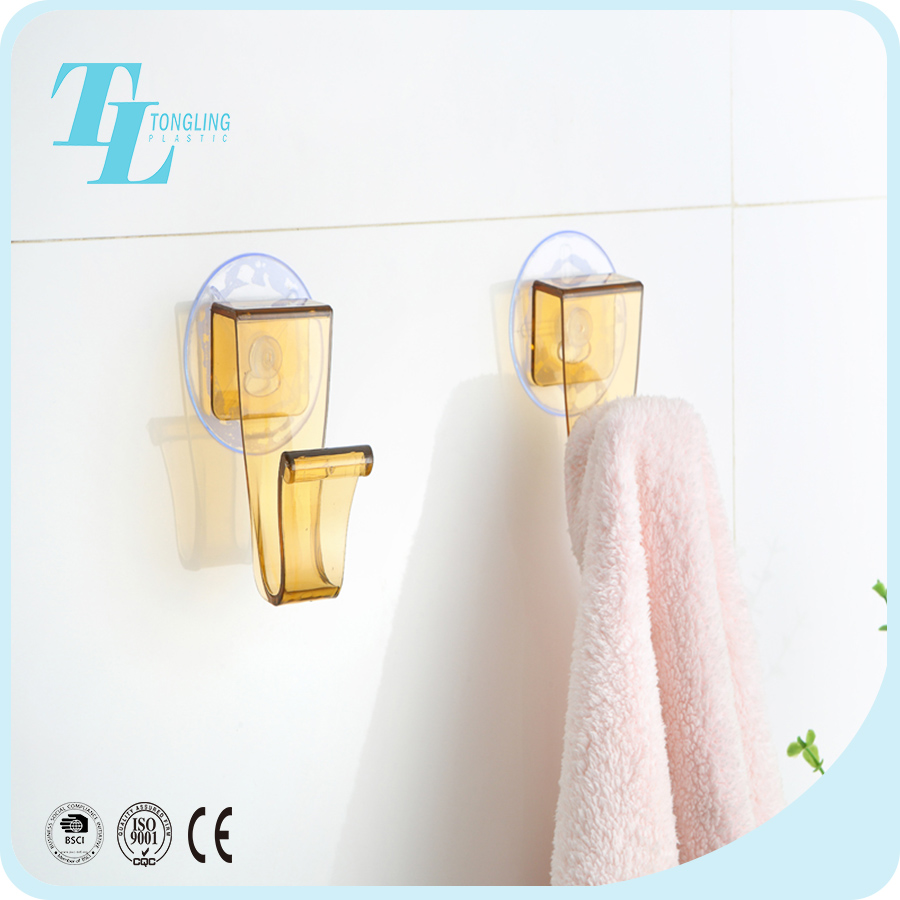 High quality best price wholesale self suction towel hook
