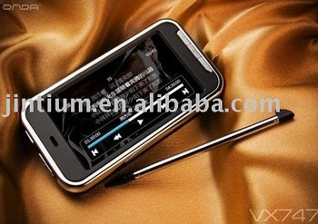 Hot Sell Touch Screen MP5 Player