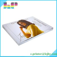 Direct Factory Professional beautiful woman picture printing high quality hardcover book printing