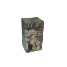 Customized color printing eco- friendly cardboard paper wine box packaging