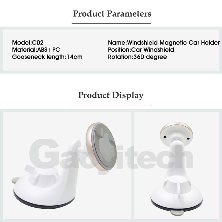 Fashion design for car holder universal car mount magnetic holder