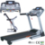 GS-253D-C New Design Indoor Semi Commercial treadmill with TV