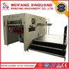 1300mm Corrugated Box Semi Auto Feed Die Cutting Machine