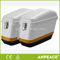 Specially designed motorcycle food delivery box