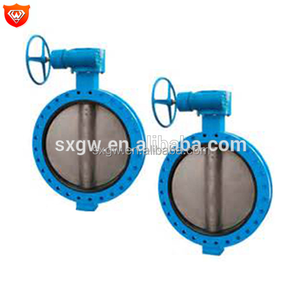 Low price 1 inch Damper Cast iron butterfly valves
