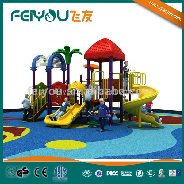 2014 new design new land new toys for kids newest design kindergarten outdoor playground