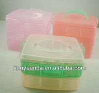 Plastic food storage container / Pet food container