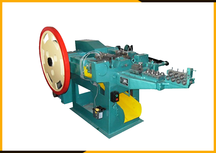 High speed enkotec nail making machine price in india