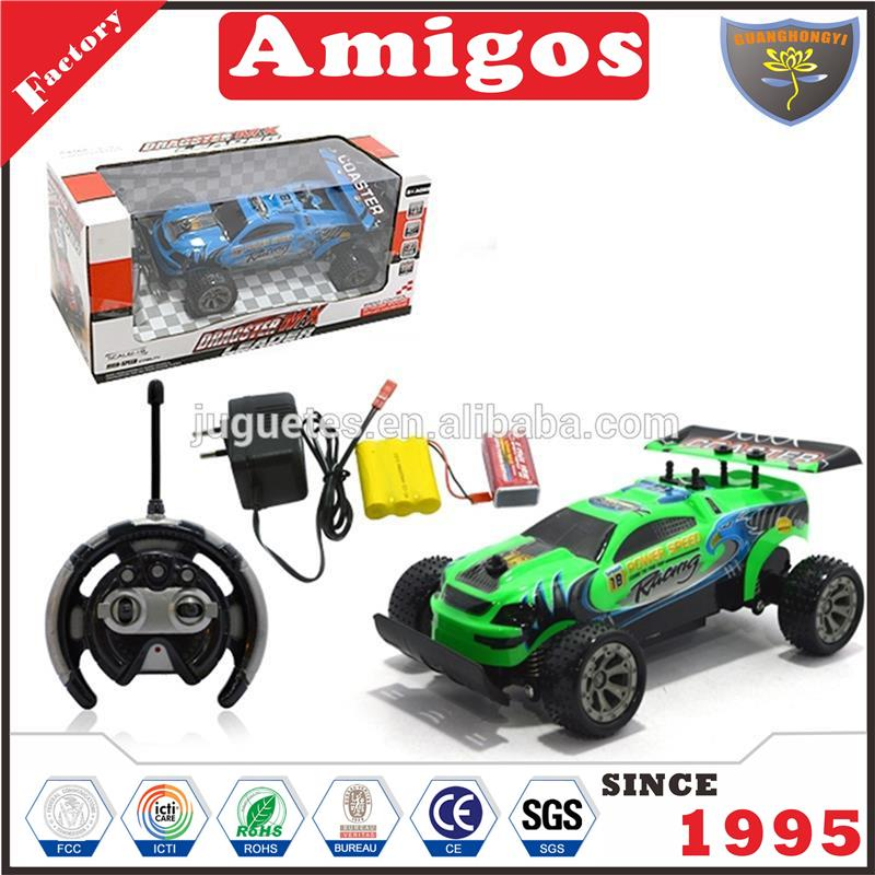 Best Selling Remote Control Car Toys 4CH Electric Powered RC Car Offroad Buggy