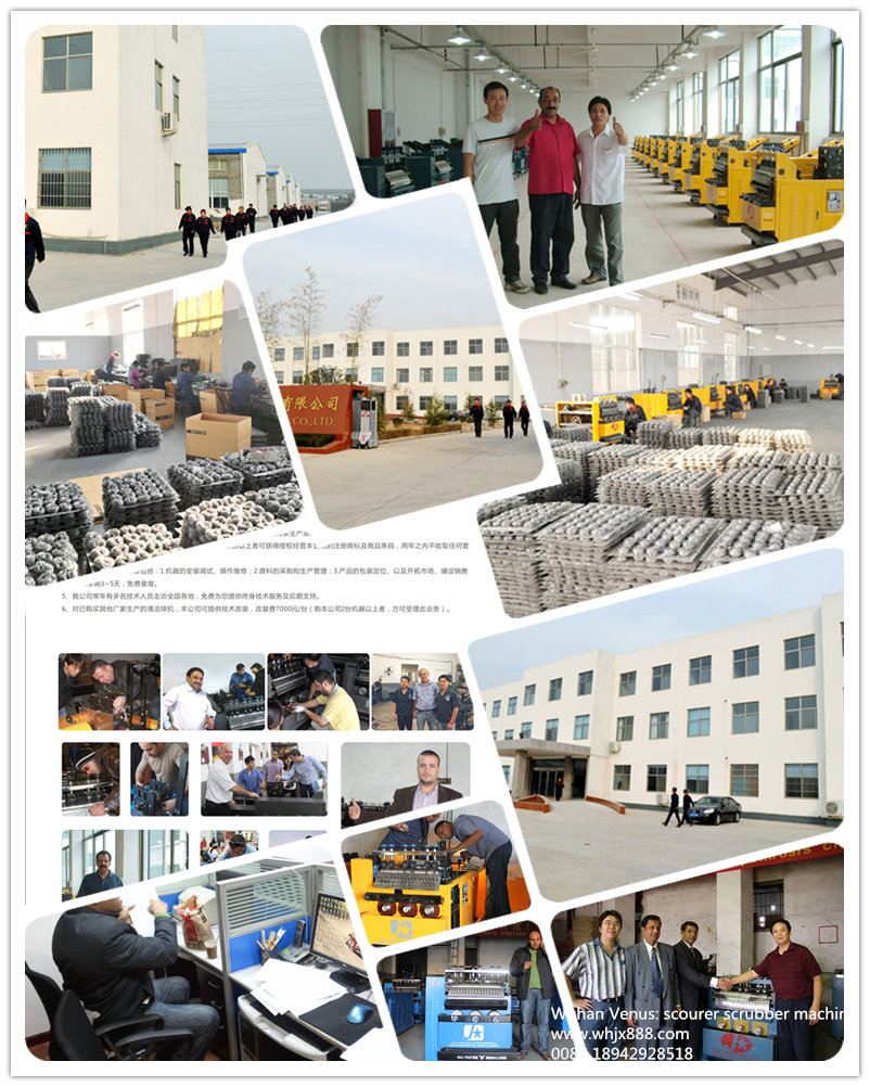 JX-A6 Reliable Full-Automatic Stainless Steel Scourer Scrubber Making machine with Highest Output