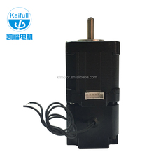 Contact C hina Supplier 42mm brake stepper motor with electric brake 24v power