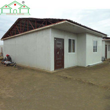 Factory directly sell steel tiny prefab prefabricated houses