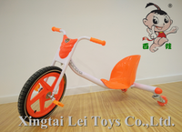 China new model baby drift tricycle big AIR tyre 2 small PU wheels children kids drift trike/factory wholesale children tricycle