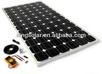 best price 290W solar panel monocrystalline silicon pv panels/model with high efficiency