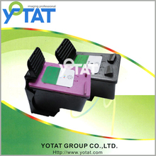 Durable printer ink cartridge for hp 121 121XL ink cartridges CC640 CC641 CC643 CC640 remanufactured inkjet cartridge for hp