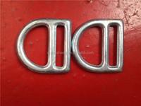 Forging D ring belt buckle/D buckle