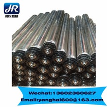 Carbon or stainless steel single or double sprockets load roller