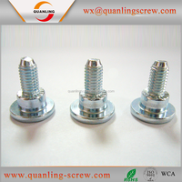 Hot sell delicate multicolor special screw and fasteners
