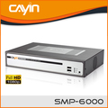 Network Full HD Advertising Digital Signage Media Player with software