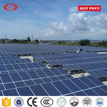 Factory cheapest A grade 150W 250W 300W mono poly solor panel