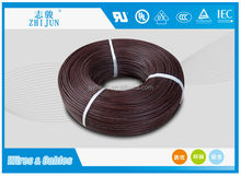 600v 150c silicone rubber covered insulated heating electrical wire