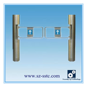 security gate swinging portable
