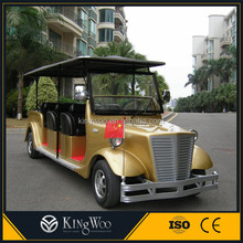 2015 New 8 passenger electric vintage buses
