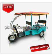New design battery powered auto rickshaw rickshaw/battery operated rickshaw