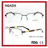 Wholesale cheap metal transparent spectacle frame