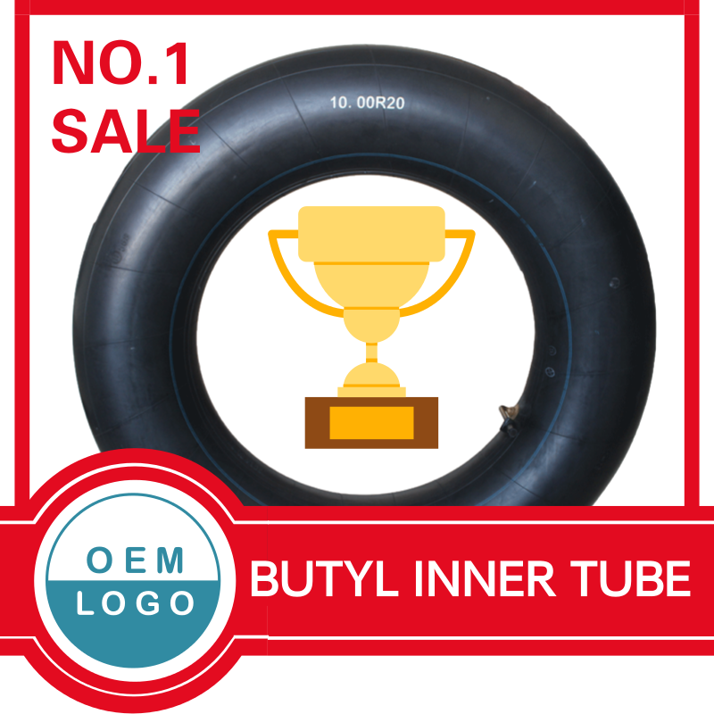 NATURAL RUBBER CAR TRUCK INNER TUBE 175/185-14 295/80R22.5