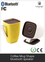 2016 New Product For Coffee Shops BT Speaker