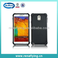 Football pattern heavy duty case for samsung galaxy note 3