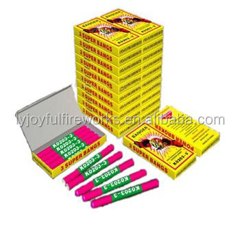 Hunan manufacturer fireworks K0201 match cracker