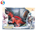 Electric remote control dinosaurs with light chirping RC dinosaur model Toy dino YK0810639/YK0810638