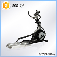 Commercial Elliptical trainer foot exercise machine/elliptical machine