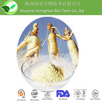 korean red ginseng extract ginseng P.E. Ginsenosides 80%/korean red ginseng extract gold