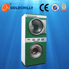 Hot selling stackable washer and dryer combine