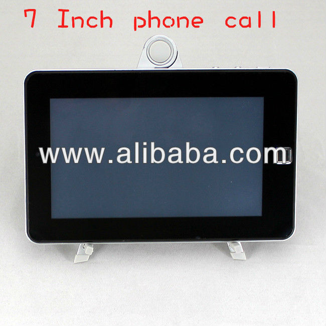 Android Tablet PC 2G Making Phone Calls