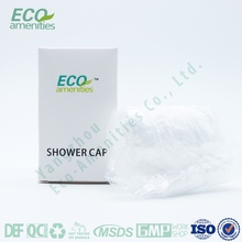 H2O Brand Hotel Shower Cap Boxed